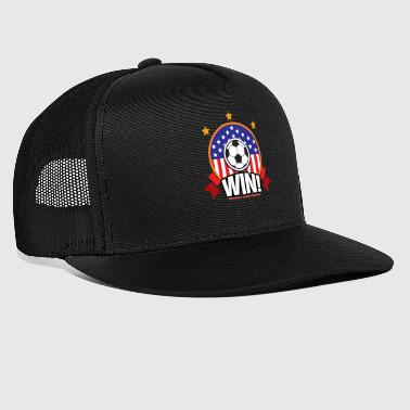 Football Team American football team for the win! Gift ideas - Trucker Cap