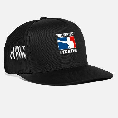 Mma MMA Full Contact - Trucker Cap