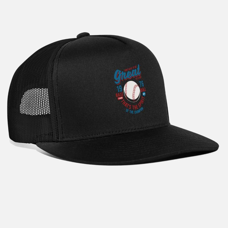 7d5386c1b83ad ... official store gift idea caps ball of the champion trucker cap black  black aa493 c3667