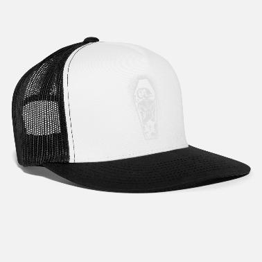 Grave in the grave - Trucker Cap