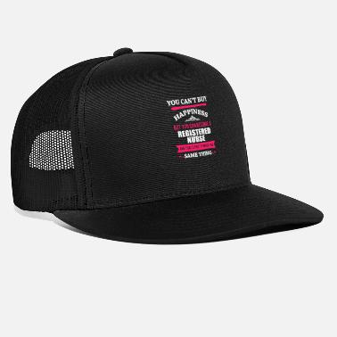 Regie You can't buy happiness but you can become a Regis - Trucker Cap