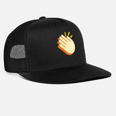 Clap Clapping Hands Emojis - Trucker Cap