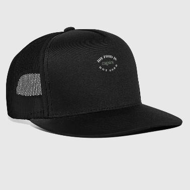Food power food - Trucker Cap