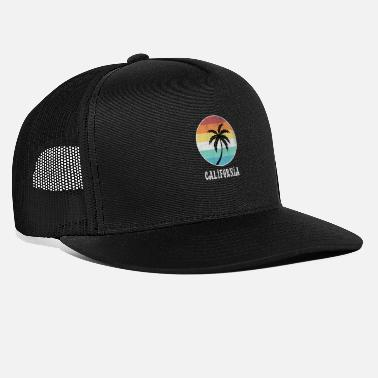 California California - Trucker Cap