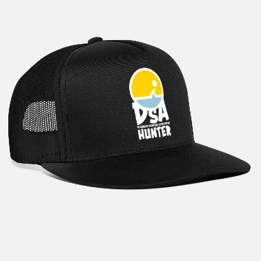 Lifesaver Disabled Surfers Association Hunter - Light Logo - Trucker Cap