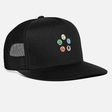 Magic Avatar: The Gathering - Trucker Cap