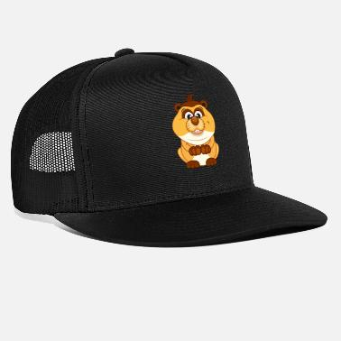 Rodent Hamster-animal-rodent-wildlife - Trucker Cap