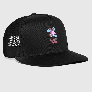 Reaction Skin Reaction - Trucker Cap