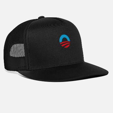 Obama OBAMA LOGO - Trucker Cap