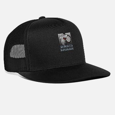 Darts Darts Shark - Trucker Cap