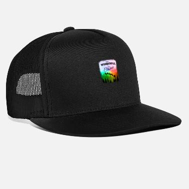 Equalizer Have a Wonderful Gay Christmas LGBT - Trucker Cap