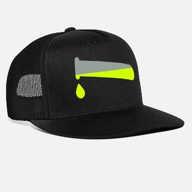 Test Tube test tube - Trucker Cap