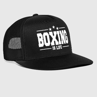 boxing is life 1 - Trucker Cap