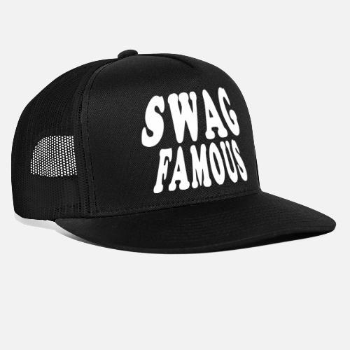 96442892de Swag Famous Ball Cap Trucker Cap