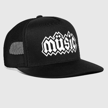 Heavy Metal Music - Trucker Cap