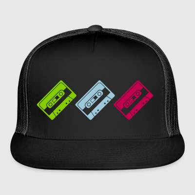 coloured tapes - Trucker Cap