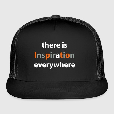 Inspiration Pillow - Trucker Cap