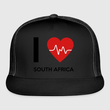 I Love South Africa - Trucker Cap