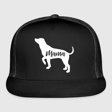 Mama Dog Shirt - Trucker Cap