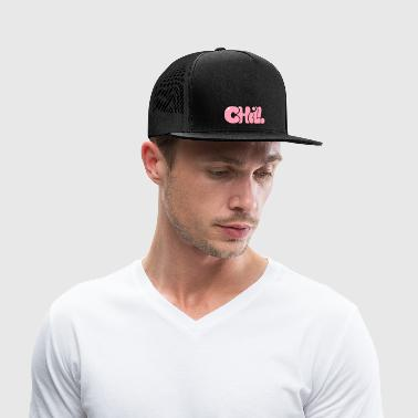 Chill - Vibe Out - Trucker Cap