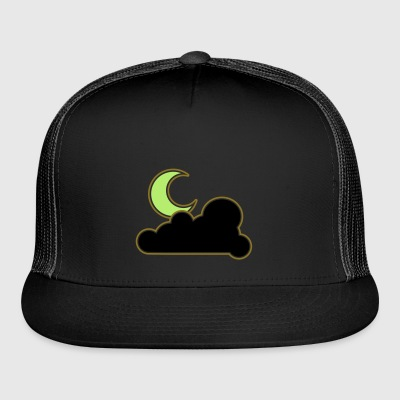 Half moon - Trucker Cap