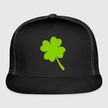FOUR LEAF CLOVER - Trucker Cap