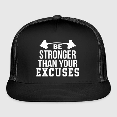 Be Stronger - Trucker Cap