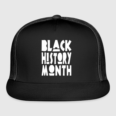 2017 Black History Month - Trucker Cap