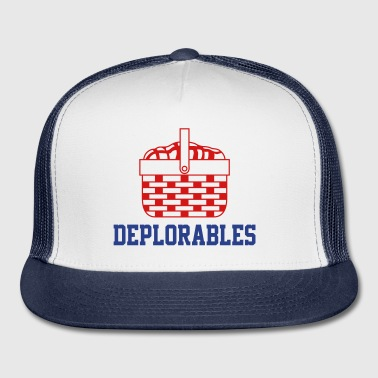 Basket of Deplorables Travel Cup - Trucker Cap