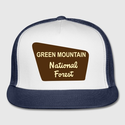 Green Mtn - Trucker Cap