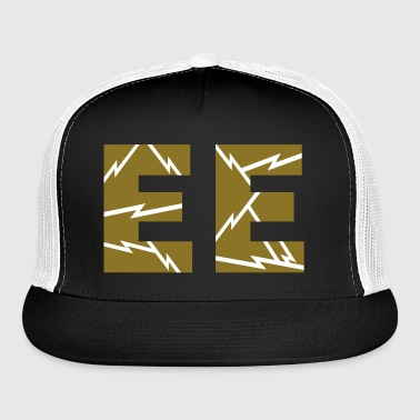 Electrical Engineer Lightning Bolts - Trucker Cap
