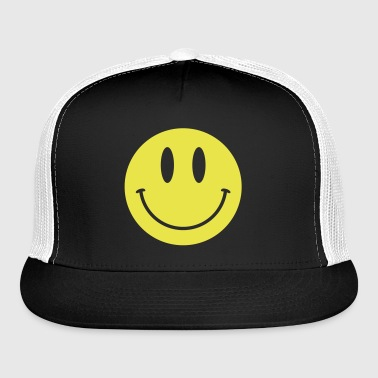 Smiley - Trucker Cap