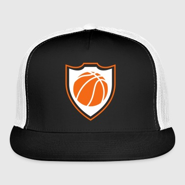 Basketball shield - Trucker Cap