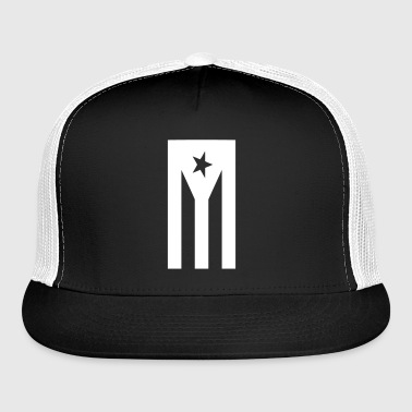 black_flag - Trucker Cap