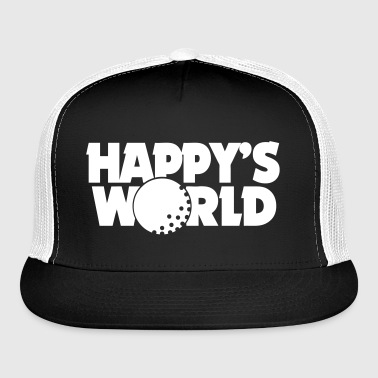 Happy's World - Trucker Cap