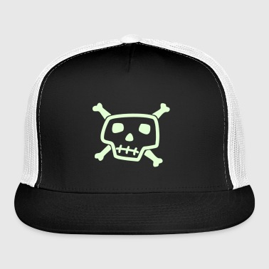 Skull and Bones - Trucker Cap