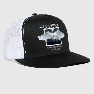 Angel The City Of Angels - Trucker Cap