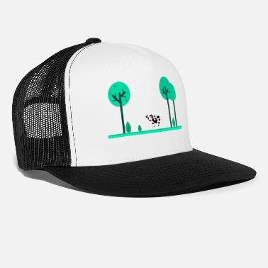 Meadow summer meadow - Trucker Cap