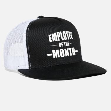 Employee Of Month Employee Of The Month - Trucker Cap