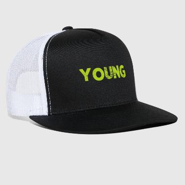 Young THE YOUNG II - Trucker Cap