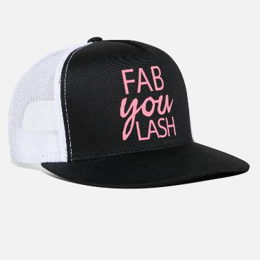 Fab you lash - Trucker Cap