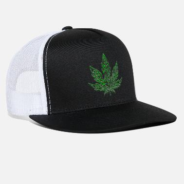Ganja Tribal Ganja #1 - Trucker Cap