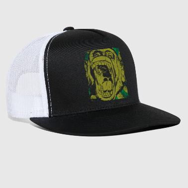 Monkeys - Trucker Cap