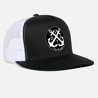 Dta Drop The Anchor - Trucker Cap
