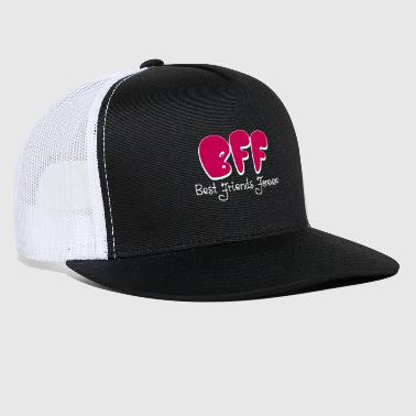 Bff BFF - Best friends forever - Trucker Cap