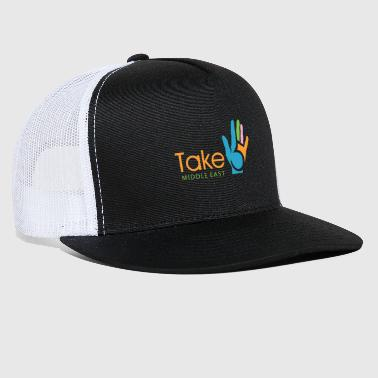 East Coast Take middle east - Trucker Cap