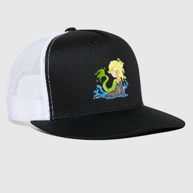 Miscellaneous Sexy Mermaid - Trucker Cap