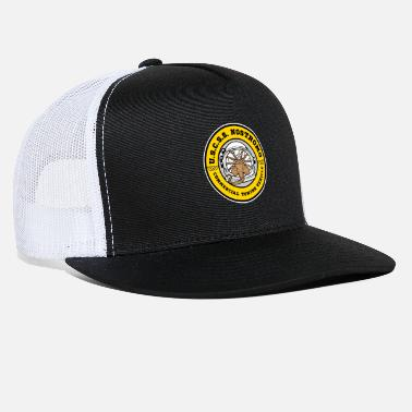 Commercial Commercial towing vehicle - Trucker Cap