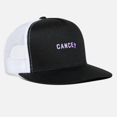 World Cancer Day Weltkrebstag World Cancer Day awareness Krankheit - Trucker Cap