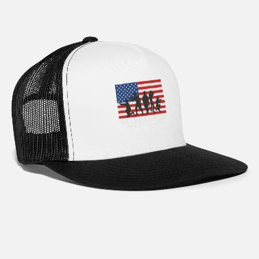 Navy Veteran's Day - Veteran gifts Pensioner Heroes - Trucker Cap